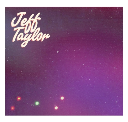 Jeff Taylor European EP Album Cover